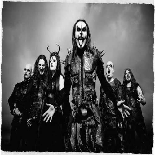 Cradle Of Filth Hammer Of The Witches Wallpaper