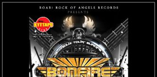 Kyttaro, Sorrowful Angels,Bonfire,Addiction,Melodic Death, Goth ,Melodic,Hard 'n' Heavy ,Sleaze,2015,Rock Of Angels,ROAR!,