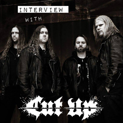 Death Metal,metal invader,cut up,metal blade,2015,news,interviews