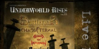 Reports, News,2015, Battleroar, Blessed By Perversion, Chaos Eternal, Crete, Heraklion, IRON FLAMES, Live, Outreign, Reprisal, Underworld Rises festival III
