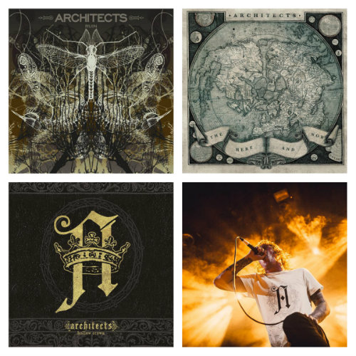 Architects,News,Metal,Hardcore,U.K.,Vinyl,Epitaph Records,Century Media,2015