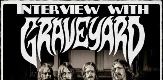 Nuclear Blast Records , Stranded/Universal,Joakim Nilsson,Graveyard, Rock,Classic Heavy Rock, Blues, Psychedelia,Interviews,2015,Sweden