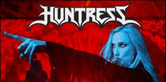 Napalm Records,Huntress,News,New Video,2015,U.S.A.,Heavy Metal