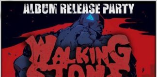 Heavy Rock,Metal,Alternative,Eightball Live Club, 2015,Live,Walking Stone Giants, Release Party,
