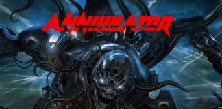 Annihilator - Suicide Society front cover