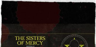 The Sisters Of Mercy,Gothic Rock,U.K.,Live ,Fuzz Live Music Club,News,2015