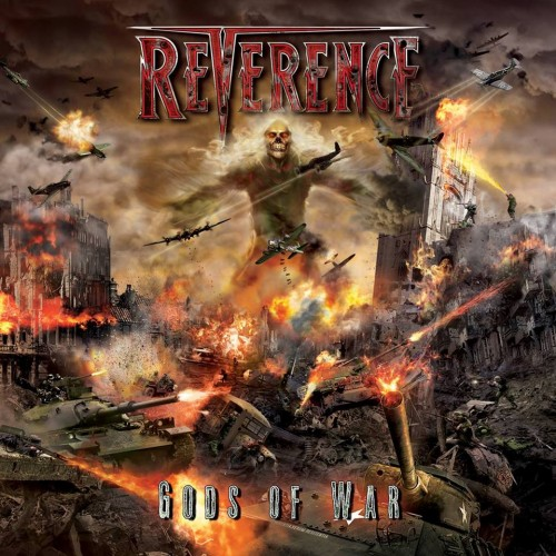 Heavy Power,Reviews,Reverence,2015,Razar Ice Records