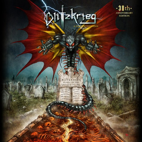 N.W.O.B.H.M., Blitzkrieg,2015,Reviews,Jaguar Records,U.K.