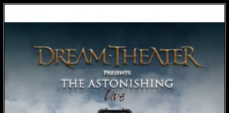 U.S.A,News,Dream Theater,2015,Roadrunner Records,Tracklist,