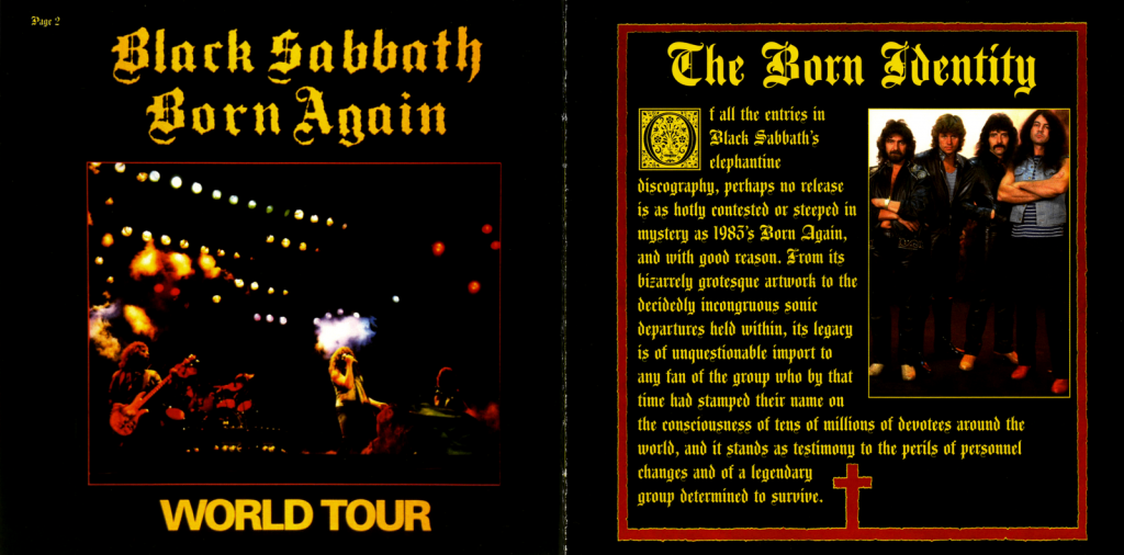 When Sabbath Were Born Again Purple | Metal Invader