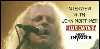 Holocaust, NWOBHM, john mortimer, interview