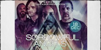 Sorrowful Angels,News,Live,Athens,Greece,2015,Remedy Live Club,