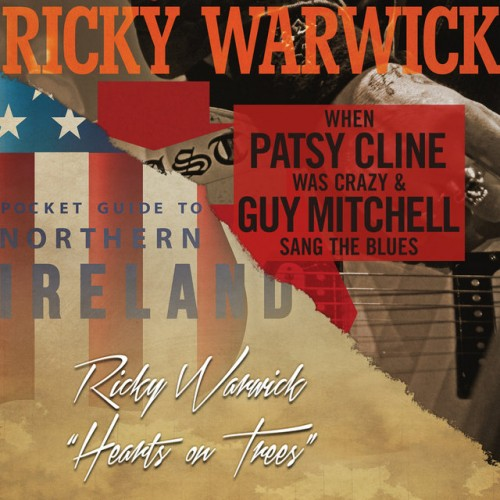 Ricky Warwick,Black Star Riders,News,2016,Nuclear Blast Records,