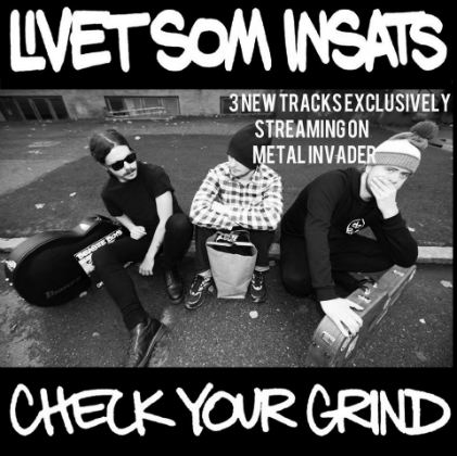 Livet Som Insats, Everyday hate, spela snabbare, grindcore, sweden