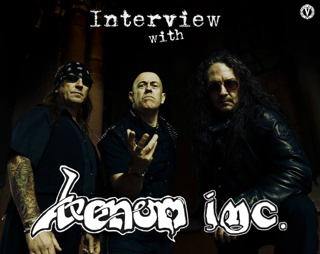 Venom Inc., News,Interviews,2016,Heavy Metal