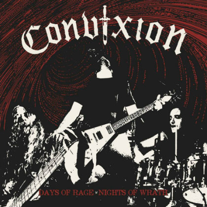 Convixion, Heavy, Speed, Eat Metal records, Greece