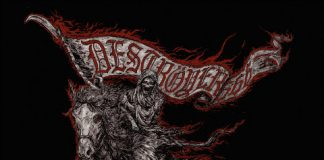 destroyer 666, black, thrash, reviews, australia, season of mist