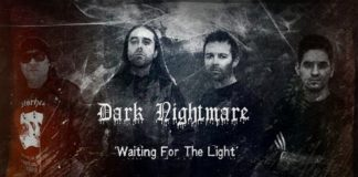 dark nightmare, epic, heavy, greece, eat metal records