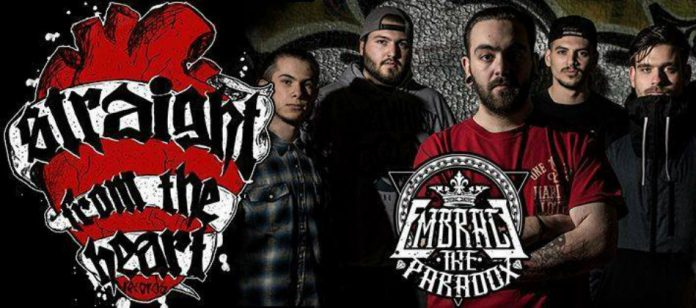 embrace the paradox, deathcore, metalcore, greece