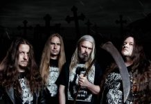 Asphyx, Death, Century Media Records, 2016, News, Holland