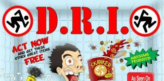 D.R.I., Punk, Crossover, U.S.A., Beer CIty Records, 2016, Ep, Reviews