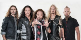 hammerfall, power, sweden, napalm records