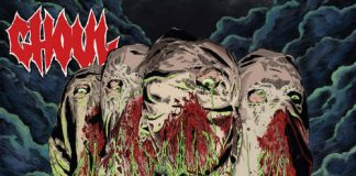 Ghoul, U.S.A., Tankcrimes Records, Death, Thrash, Crossover, 2016, Albums, Reviews