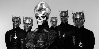 Ghost. Heavy, Rock, 2016, News, Video, Sweden, Spinefarm Records, Loma Vista Recordings