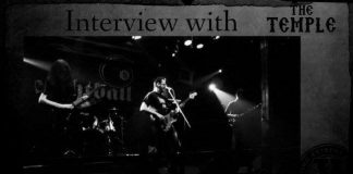 The Temple, Doom, Greece, Interviews, 2016, News, I Hate Records