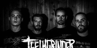 Holland, Grindcore, Teethgrinder, News, 2016, Lifeforce Records