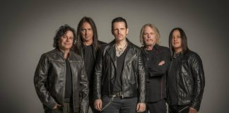 Black Star Riders, U.S.A., Hard Rock, U.S.A., News, 2016, Video