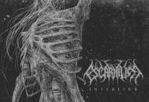Escarnium, Death, Brazil, 2016, Reviews, Albums, Redefining Darkness Records, Testimony Records