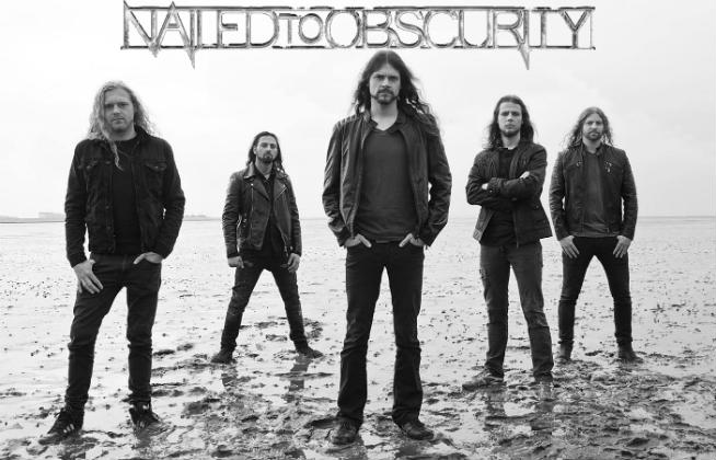 Germany, Apostasy Records, Doom, Death, 2016, News, Video, Nailed To Obscurity