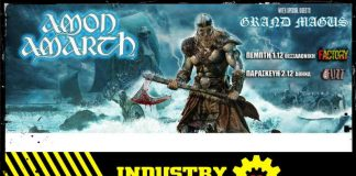 Amon Amarth, Fuzz Live Music Club, News,Reports,2016,Grand Magus,Viking