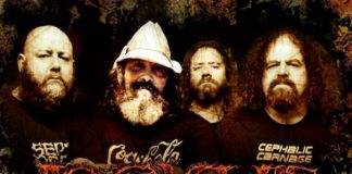 Lock Up, U.S.A., U.K., Grindcore, Death, Listenable Records, 2016, News