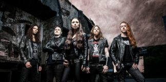 Unleash The Archers, Power, Melodic Death, 2015, 2016, Canada, News, Video, Napalm Records