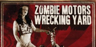 Stoner Blues,Rock 'n' Roll,News,Zombie Motors Wrecking Yard,News,2016,Napalm Records