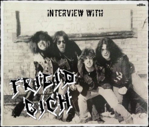 O.P.M Records,News,Interviews,2017,Frigid Bich,Heavy Metal,U.S.A.,