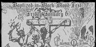 Herald,The Psalm,Embrace Of Thorns, Ectoplasma,Nekrochakal, Baptized in Black Blood Fest,News,2017,Live,Reports, Eightball Live Stage,