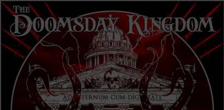 The Doomsday Kingdom, Doom, Heavy, 2016, News, Nuclear Blast, Sweden