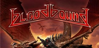 Heavy Metal, Power Metal,AFM Records,Bloodbound,Sweden,News,2017