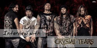 Massacre Records,Crystal Tears,News,Greece,2016,Speed, Power Metal,