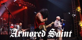U.S.A.,Armored Sant,News,2017,Live Video,Metal Blade Records,Heavy Metal,