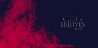 Belgium,Cult Of Erinyes,News,2017,Tracklist,Artwork,Code666,