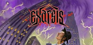 Exarsis, News,2017,Tracklist,Cover,Thrash , Greece