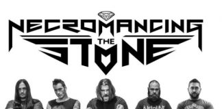 Necromancing The Stone, Video, 2017, U.S.A., Metal Blade Records, Power, Thrash, Melodic Death