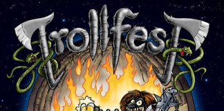 Balkan Metal,Folk, News,2017,NoiseArt Records,Trollfest,Norway,Animation Video