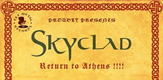 Skyclad, News,2017,Eat Metal Records,Live, Kyttaro Live Club,