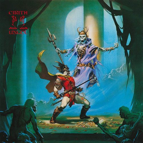 Heavy Doom Metal,Reviews,Metal Blade Records,Cirith Ungol,2017,U.S.A,