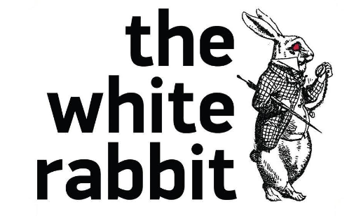 the white rebbit